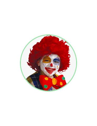 maquillage clown garcon facile. Black Bedroom Furniture Sets. Home Design Ideas