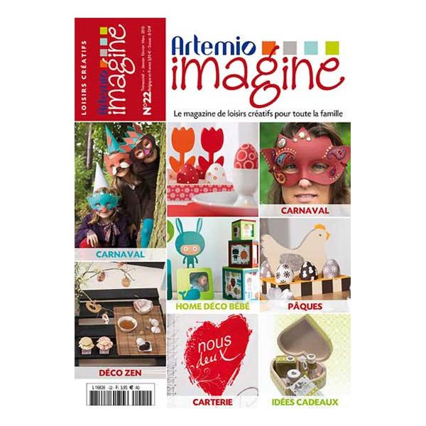 Magazine Artemio Imagine n°22