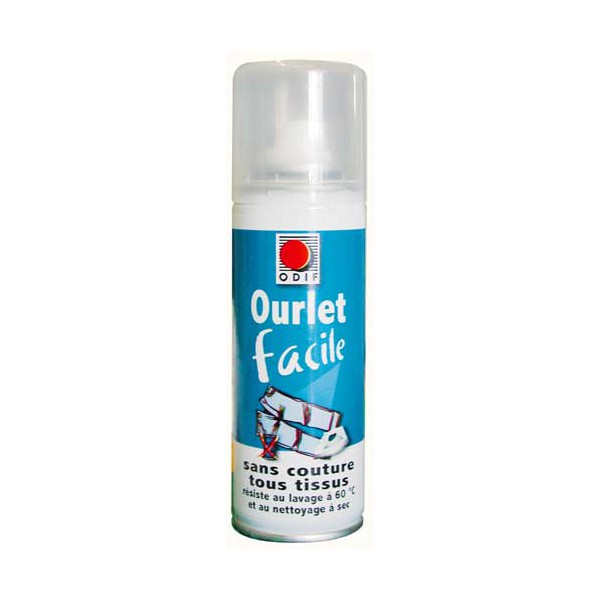 Colle ourlet facile odif 125 ml tout creer for Retirer colle moquette sur beton
