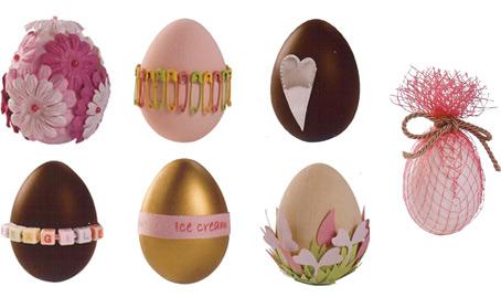 idées créatives pour décorer les oeufs plastique, loisirs créatifs ...