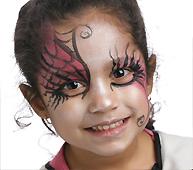 Maquillage D Halloween Pour Enfants Great Maquillage Pour Le