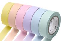 Masking tape - Masking tape pastel - Masking tape assortiment...