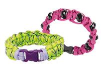 Paracorde, fils pour bracelet paracorde, fermoir