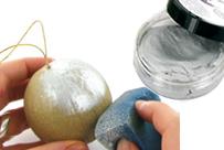 Crème de patine, peinture acrylique