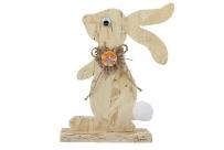 Lapin bois à décorer