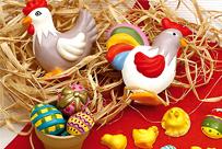 Moulage pour Pâques