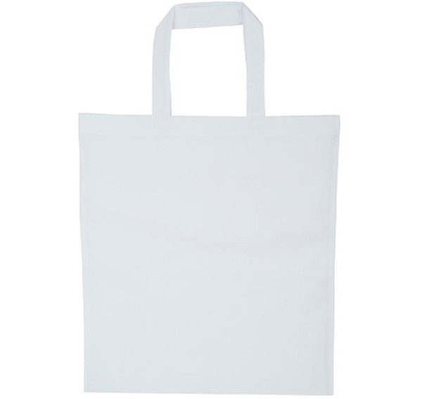 tote bag blanc 38x42cm sac personnalisable. Black Bedroom Furniture Sets. Home Design Ideas