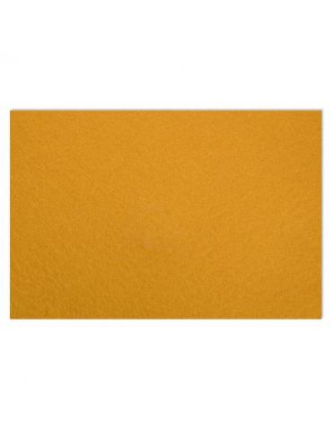 Feutrine 2mm jaune doré