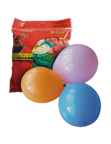 Ballons de baudruche 25cm x100