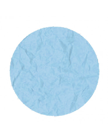 Papier de soie bleu ciel x5