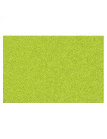 Feutrine 2mm vert clair