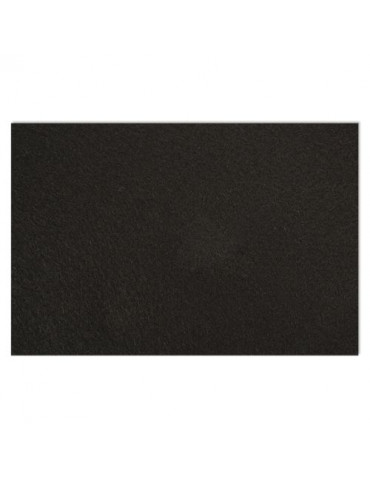 Feutrine 2mm noir