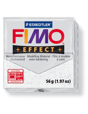Fimo Effect Blanc pailleté...