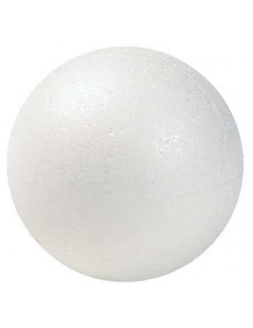 Boule de polystyrène 120mm