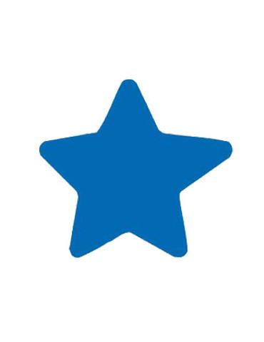 Perforatrice étoile - 2,5 cm