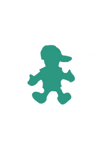 Perforatrice garçon - 1,6 cm