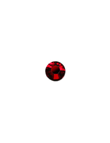 Strass thermocollant rouge...