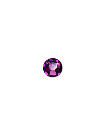 Strass thermocollant violet...