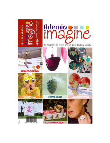 Magazine Artemio Imagine n°10
