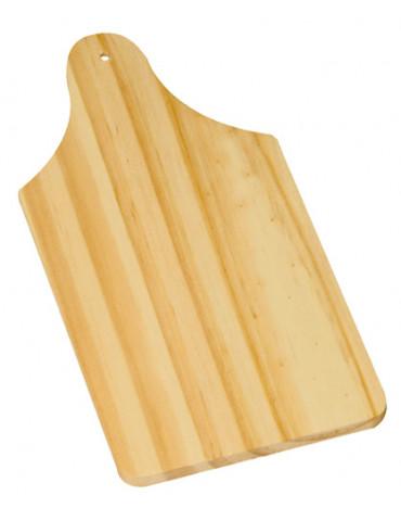 Planchette bois 22 cm