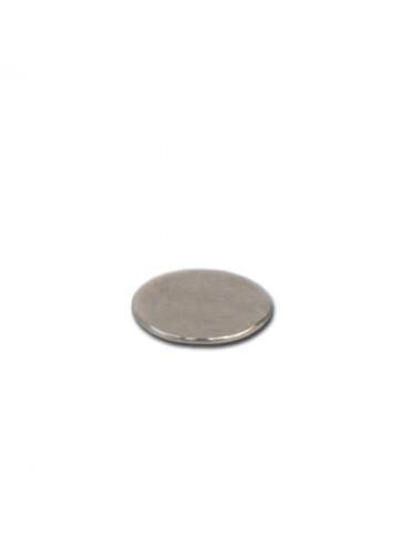 Aimant néodyme 5mm Ep.1mm  x10