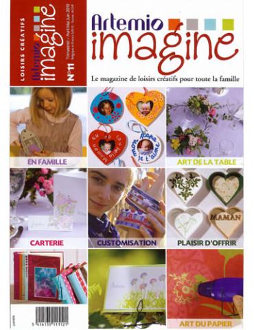 Magazine Artemio Imagine n°11