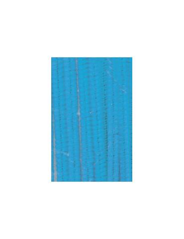 Chenilles bleu clair 8mm x10