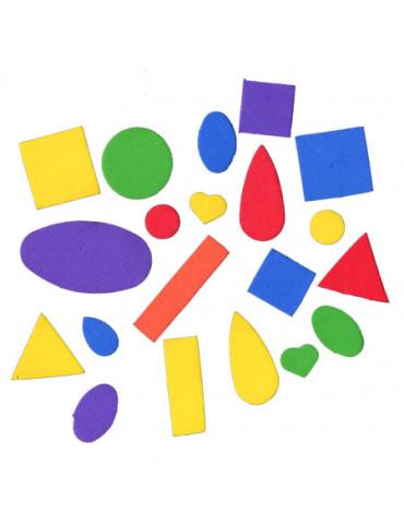 Formes géométriques en...
