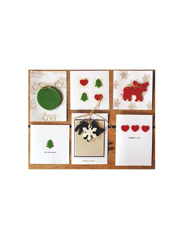 Carte Noël enfant