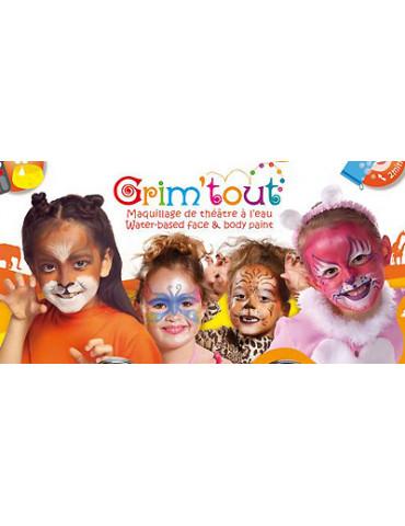 Set maquillage GRIM'TOUT 9...