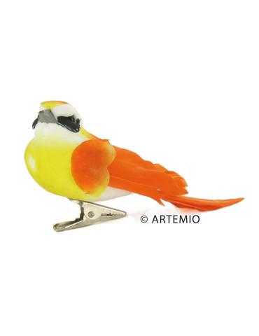 Oiseaux décoratifs 10cm x3