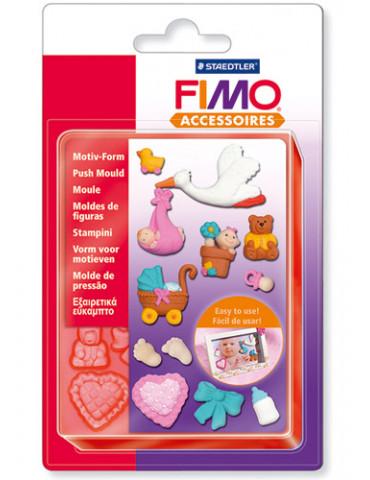 Moule FIMO - Naissance