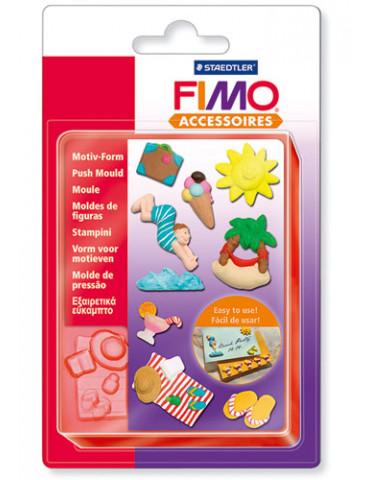 Moule FIMO - Vacances