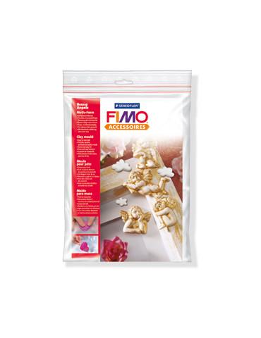 Moule pour FIMO - Chérubins