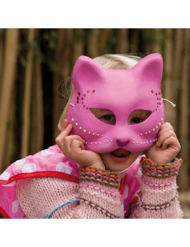 Masque enfant Chat -...