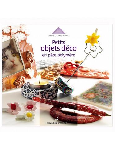 Livre - Petits objets pâte polymère