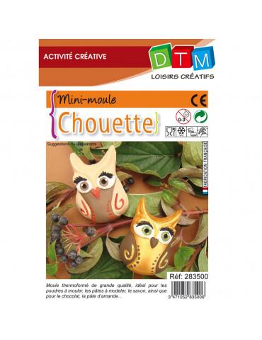 Mini moule - Chouette 4,5cm