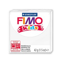 FIMO KIDS Blanc n°0 - Fimo pour enfant
