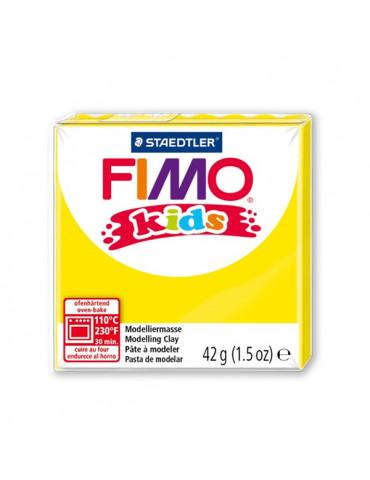 Fimo Kids jaune 42g