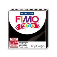 Fimo Kids noir n°9