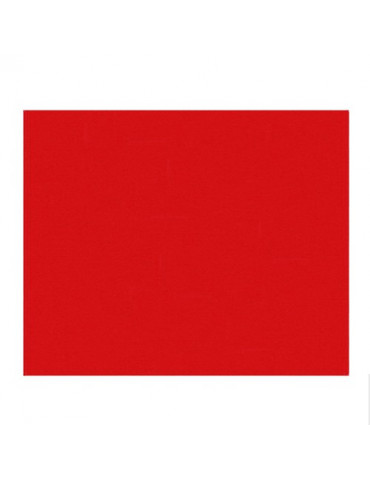 Feutrine 1mm rouge x12