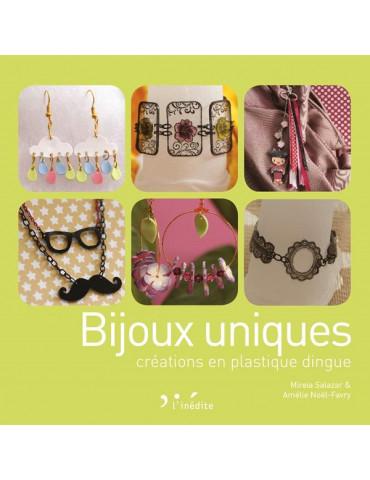Livre - Bijoux uniques - Créations en plastique dingue
