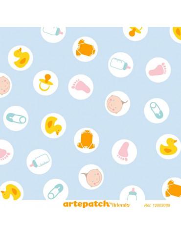 Artepatch - Baby 40x50cm -...