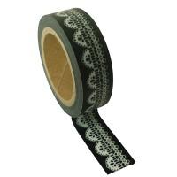 Masking tape dentelle