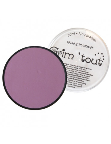 Fard maquillage GRIM'TOUT Mauve 20ml