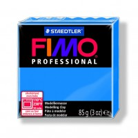 Fimo Professional Bleu pur 85g