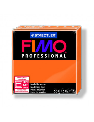 Fimo Professional Orange 85g