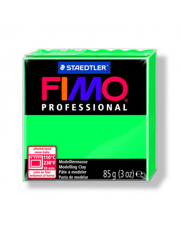 Fimo Professional Vert pur 85g