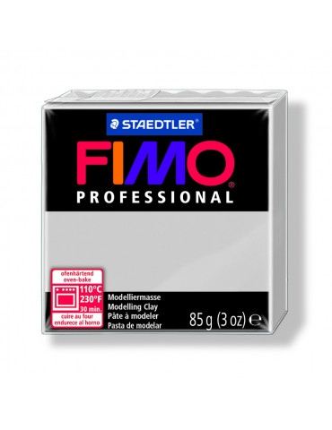 Fimo Professional Gris 85g