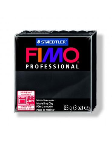 Fimo Professional Noir 85g